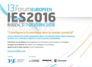 IES Forum 2016