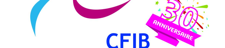 logo CFIB 30 ans